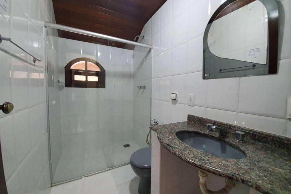 banheiro da suíte 5